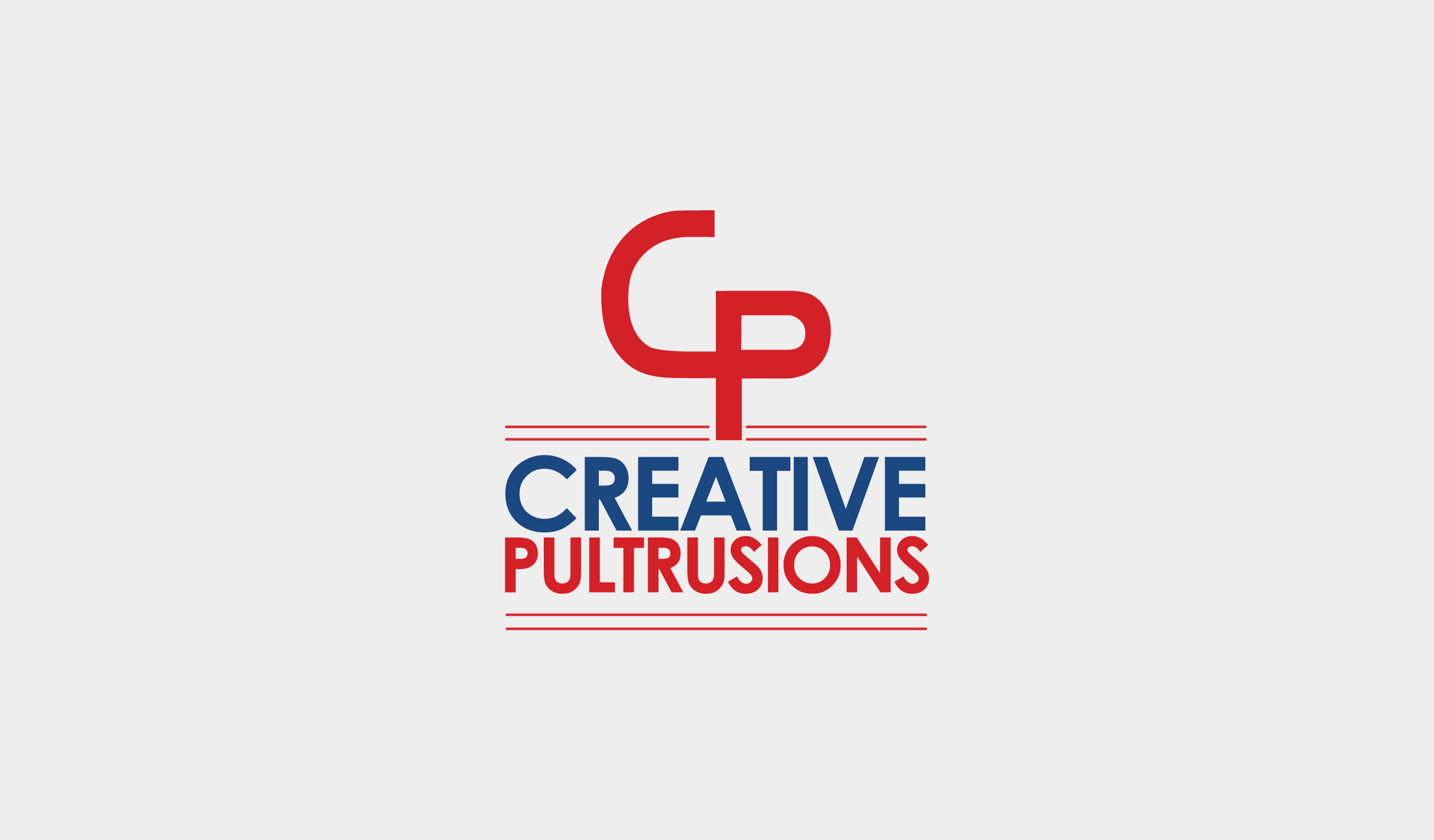 Creative Pultrusions Logo Development