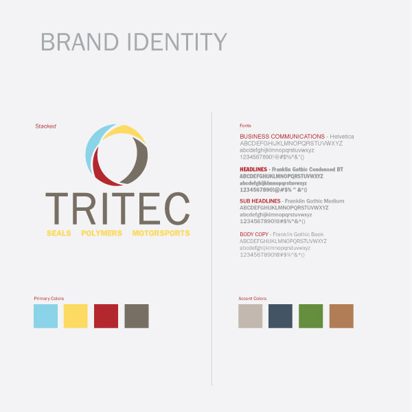 Tritec Rebranding Campaign - fh group