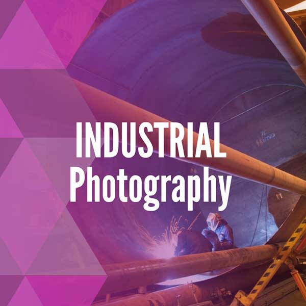 On Location and Studio Photography for Manufacturing