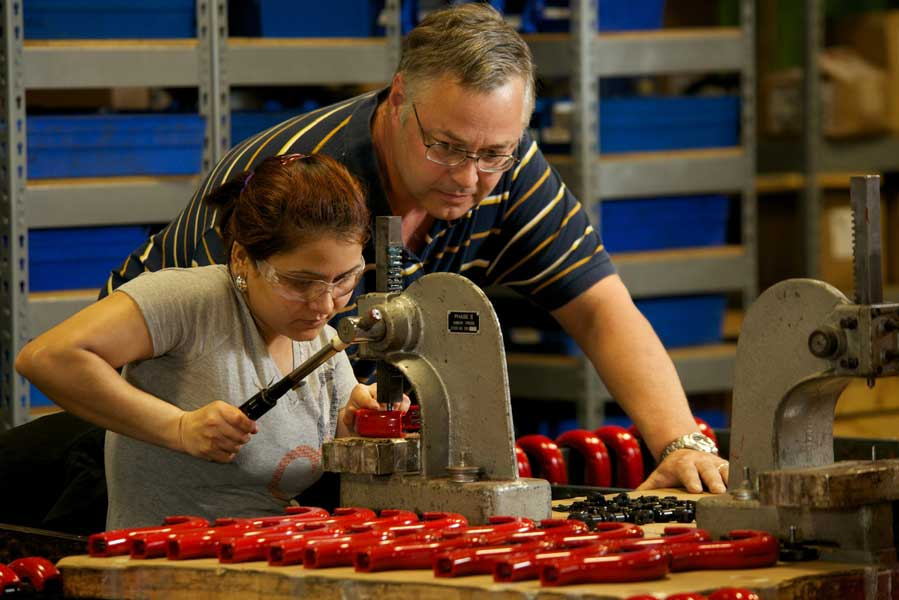 Industrial and Manufacturing Photography